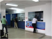 Instalaciones oficina ATTT Herrera